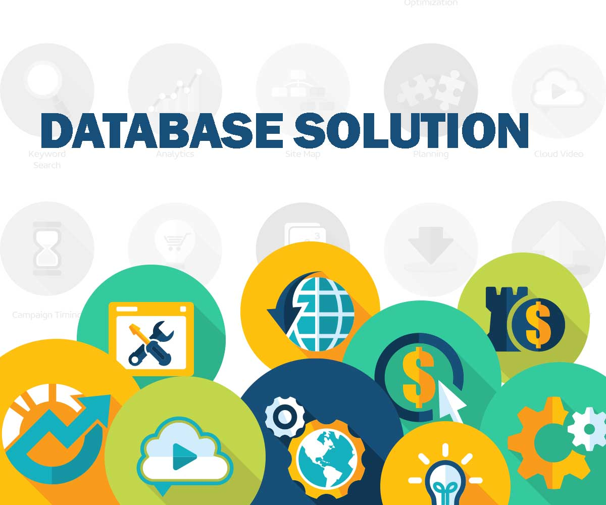 حلول قواعد البيانات